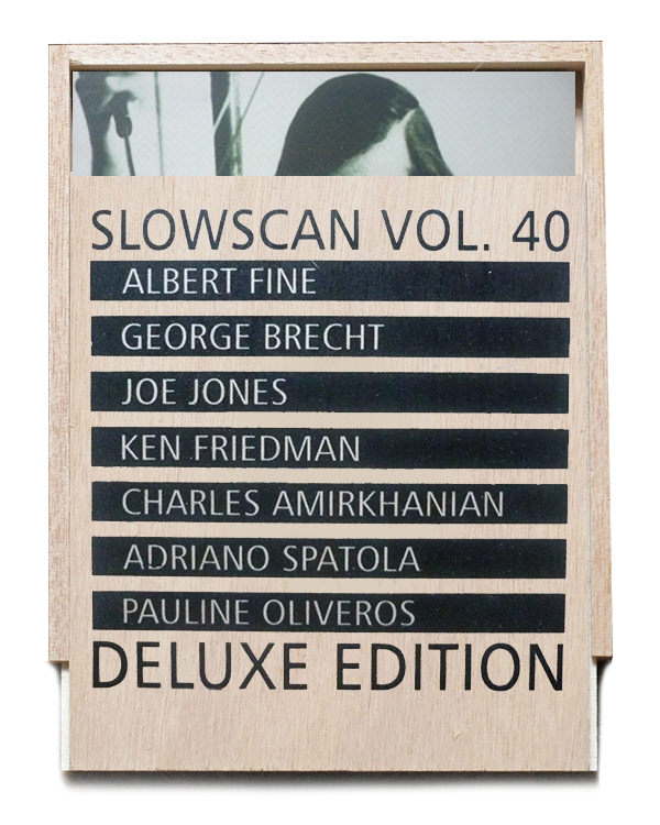 Slowscan vol 40 Deluxe Ed. (7x7