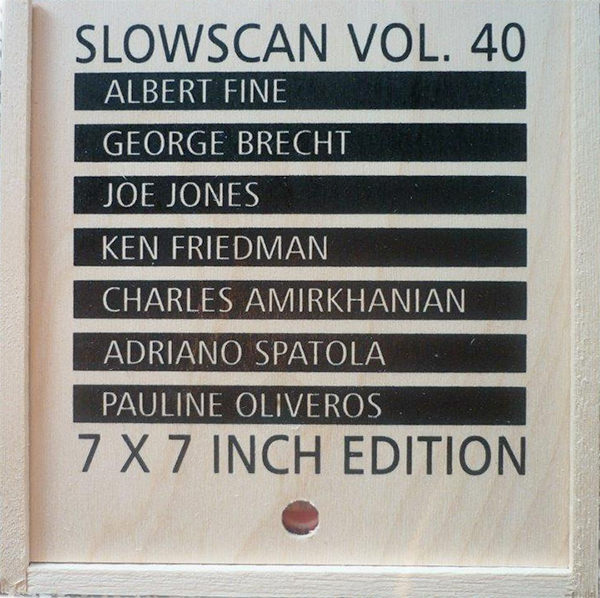 various artists - Slowscan vol 40 (7x7