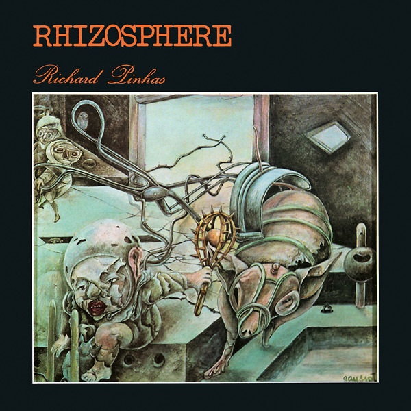 richard pinhas - Rhizosphere (Lp)