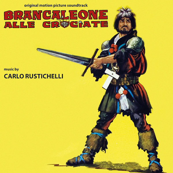 Brancaleone Alle Crociate (LP + CD)