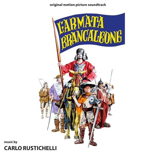 L'ARMATA BRANCALEONE (LP + CD)