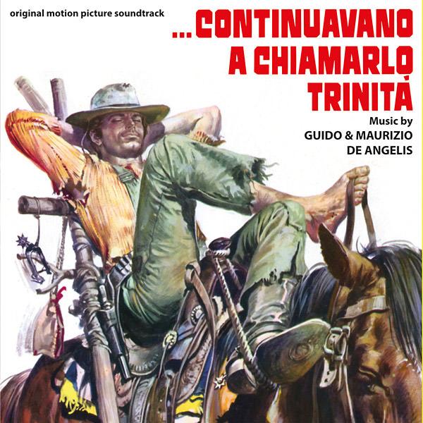 CONTINUAVANO A CHIAMARLO TRINITA (LP + CD)