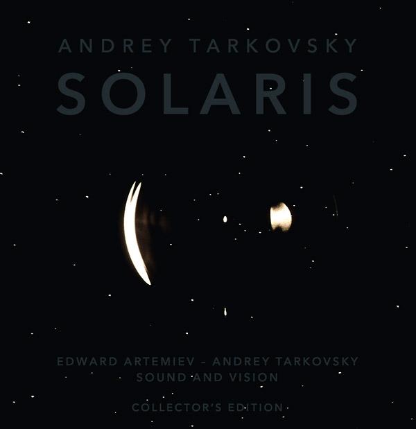 SOLARIS. SOUND AND VISION (LP BOX)