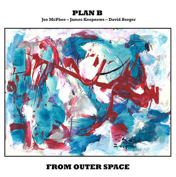 FROM OUTER SPACE (LP)