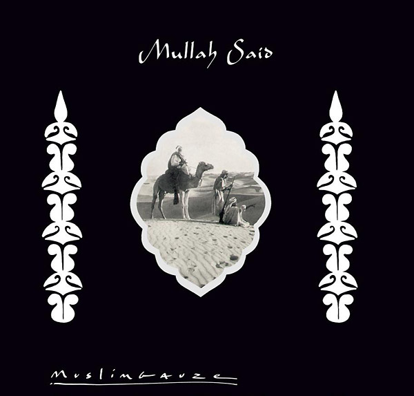 muslimgauze - Mullah Said (2LP)