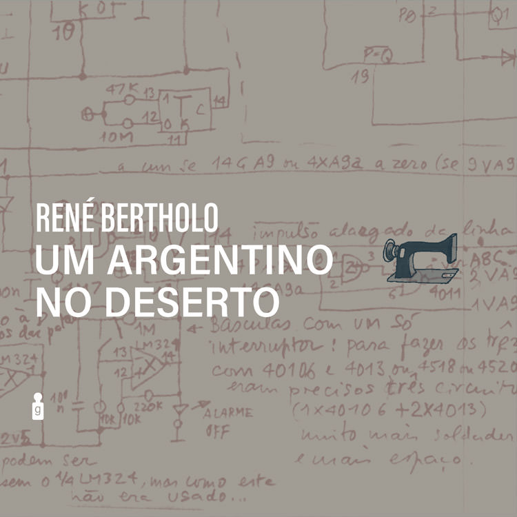 UM ARGENTINO NO DESERTO (LP)