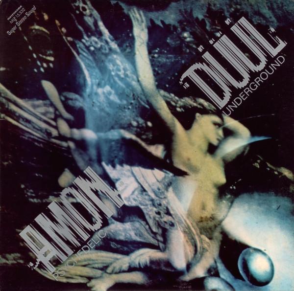 Psychedelic Underground (LP)