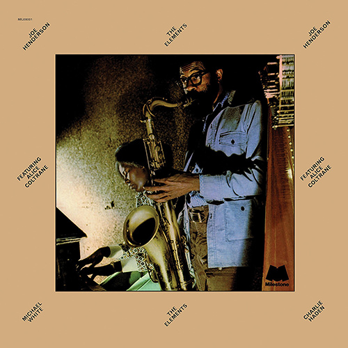 joe henderson - alice coltrane - The Elements (Lp)