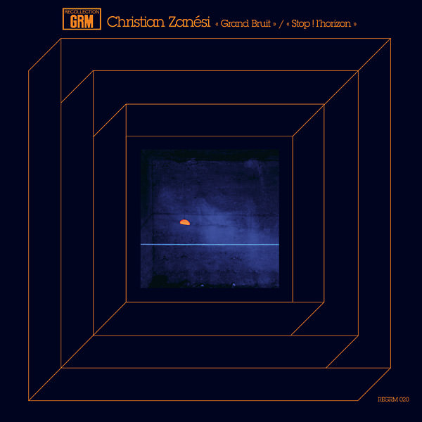 christian zanesi - Grand Bruit/Stop ! l'horizon (Lp)