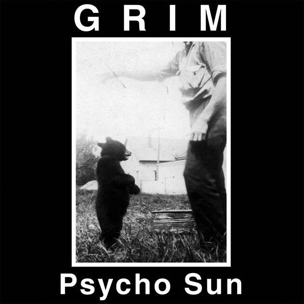 PSYCHO SUN (LP)