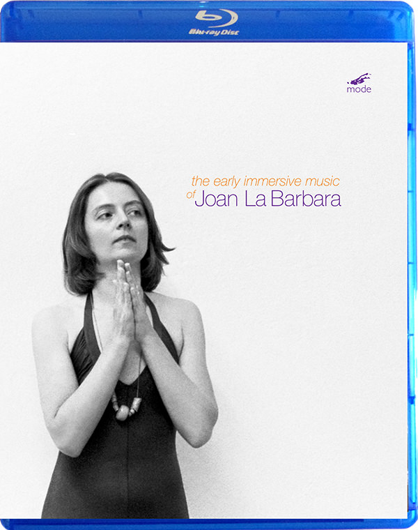 joan la barbara - The Early Immersive Music of Joan La Barbara