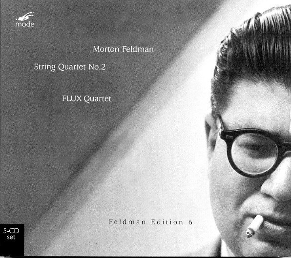 morton feldman - String Quartet No. 2 (5Cd box)
