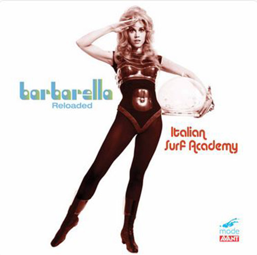 Italian Surf Academy : Barbarella Reloaded