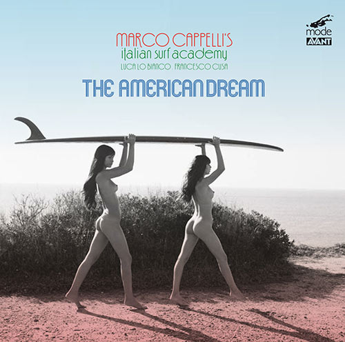 marco cappelli - Italian Surf Academy : The American Dream