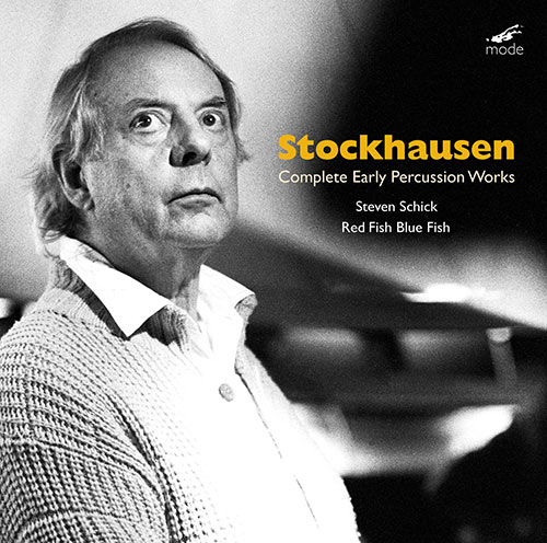 karlheinz stockhausen  - Complete Early Works for Percussion