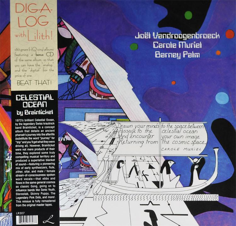 CELESTIAL OCEAN (LP + CD)