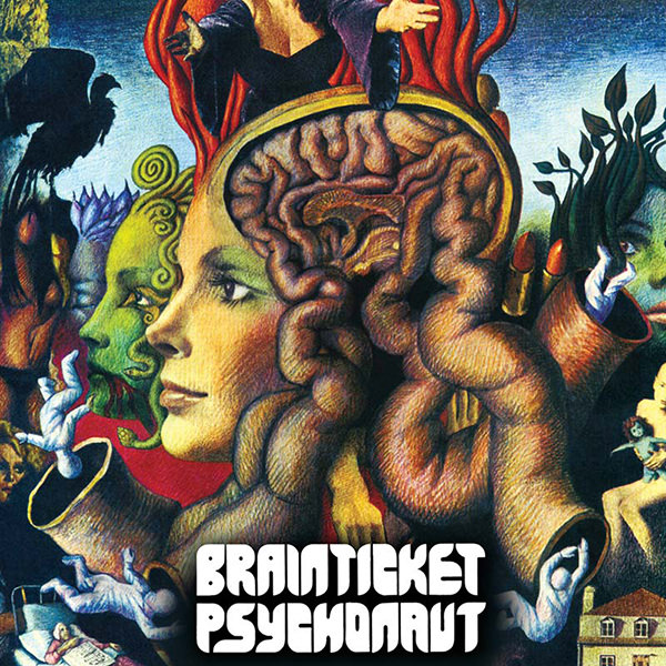 Psychonaut (Lp + Cd)