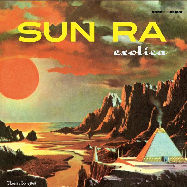 sun ra - Exotica (3 LP)