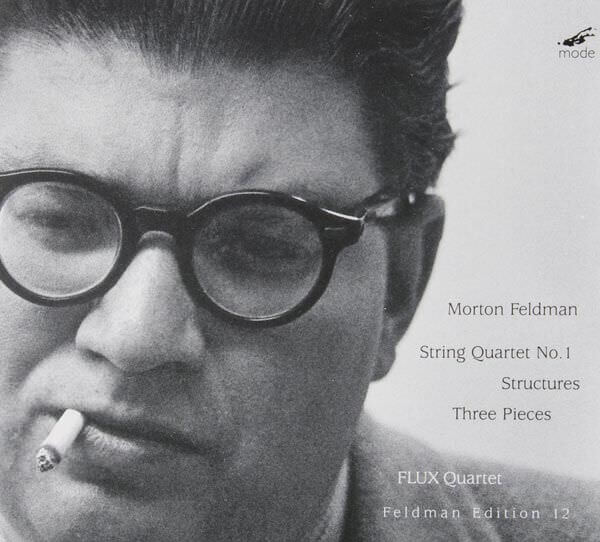 morton feldman - String Quartet No. 1 (2 Cd + Dvd))