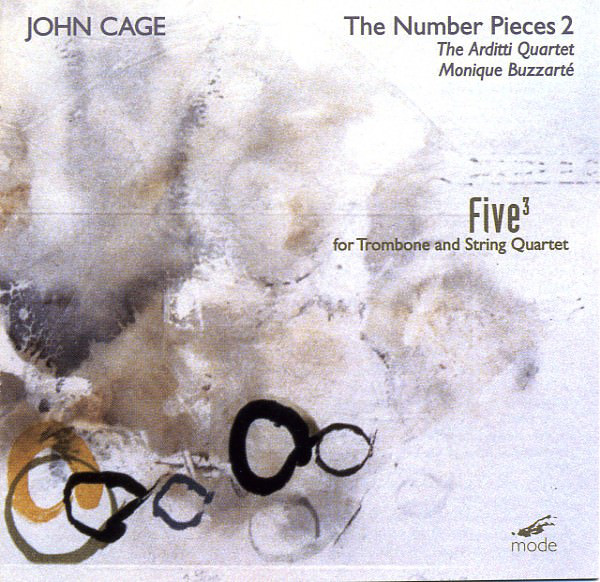 john cage - The Number Pieces 2: Five³