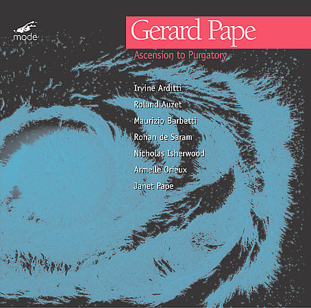 gerard pape - Ascension to Purgatory