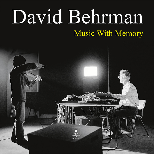 MUSIC WITH MEMORY (LP)