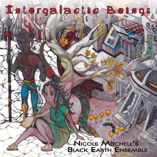 Intergalactic Beings  (2Lp)