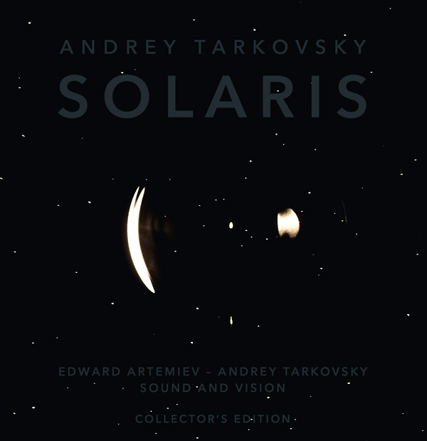 edward artemiev - Solaris. Sound And Vision (LP Box)