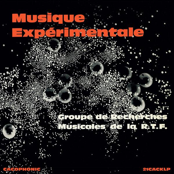 MUSIQUE EXPERIMENTALE (LP)
