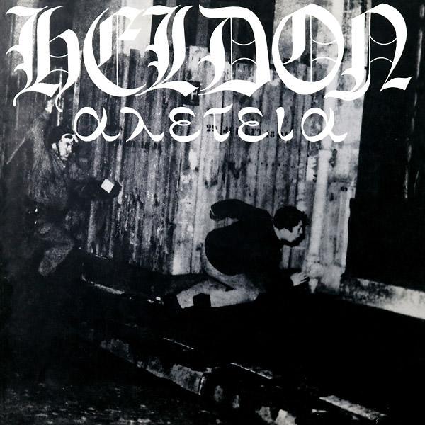 ALLEZ-TEIA (HELDON II) (LP)
