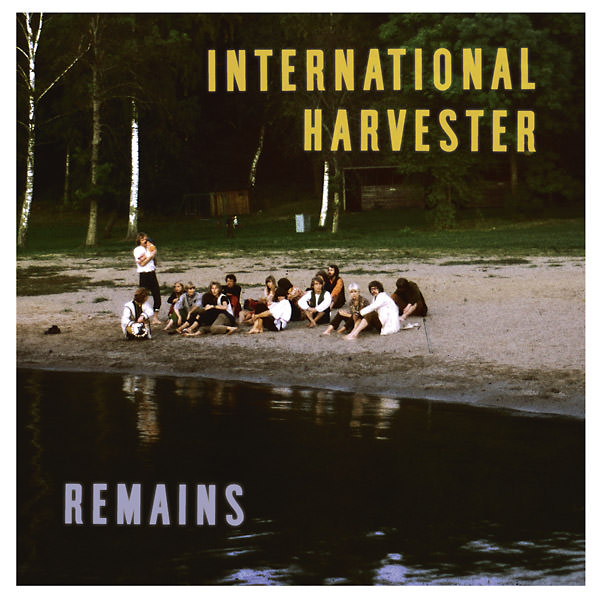 Remains 1967-1969 (5Lp Box)