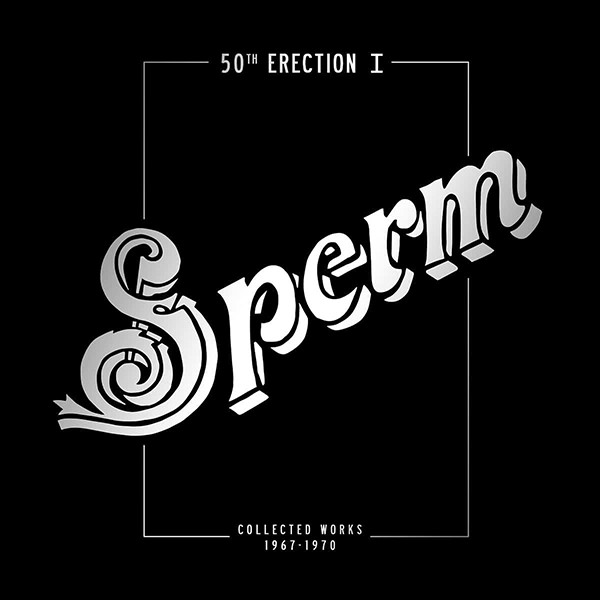 sperm - 50th Erection, collected 1967-70 (4LP Box)