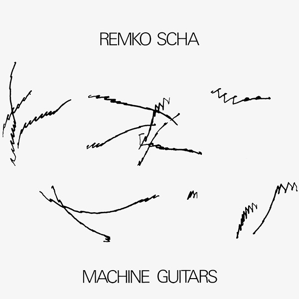 Machine Guitars (Lp)
