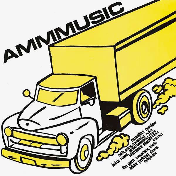 AMMMUSIC (LP)