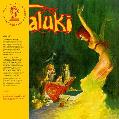 SALUKI (LP)