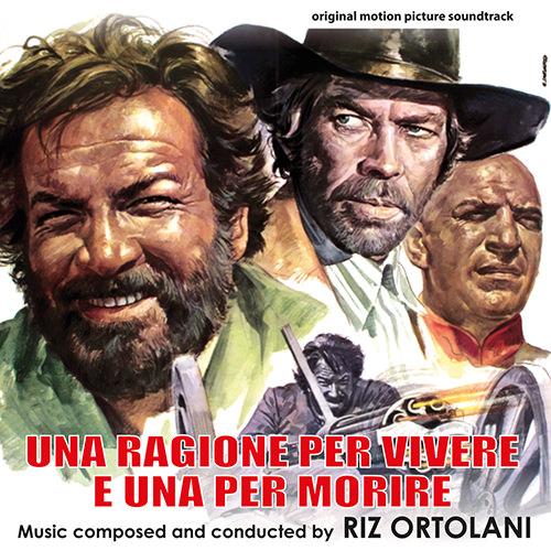UNA RAGIONE PER VIVERE E UNA PER MORIRE (LP + CD)