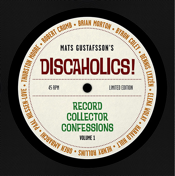 DISCAHOLICS! (BOOK+ 7