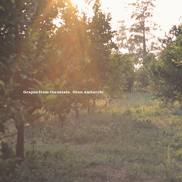oren ambarchi - Grapes From The Estate (2Lp)