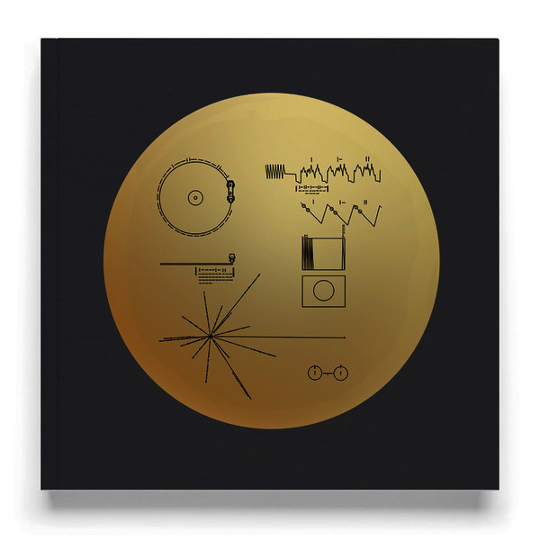 The Voyager Golden Record (Book + 2Cd)