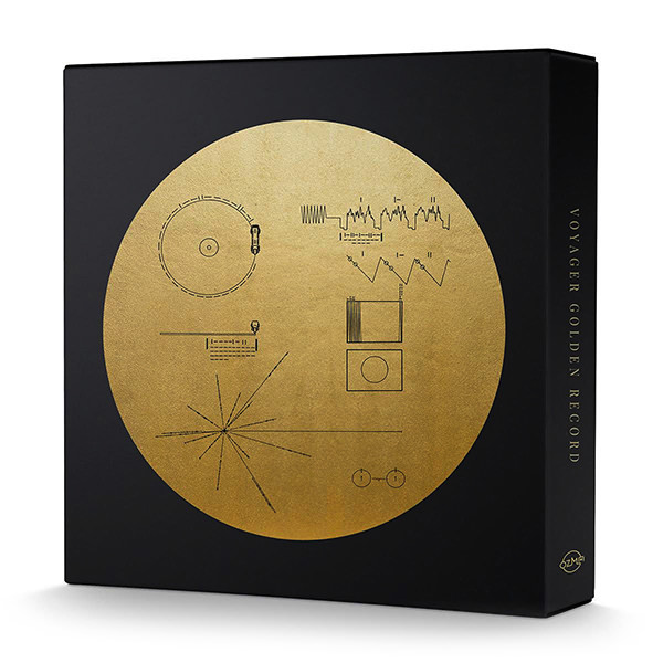 The Voyager Golden Record (3LP Box)