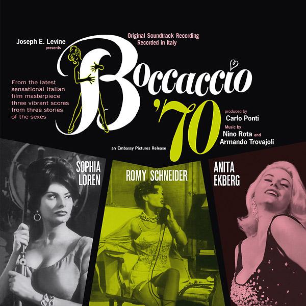 Boccaccio '70 (Lp)