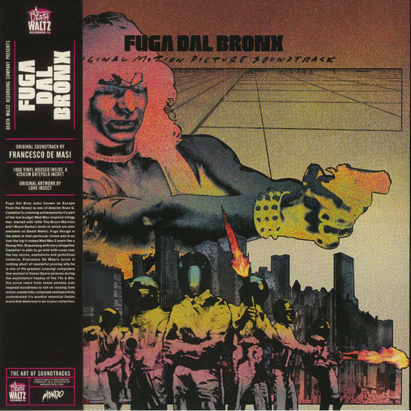 FUGA DAL BRONX (LP)