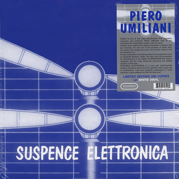 SUSPENCE ELETTRONICA (LP)