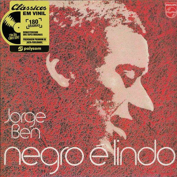 NEGRO É LINDO (LP)