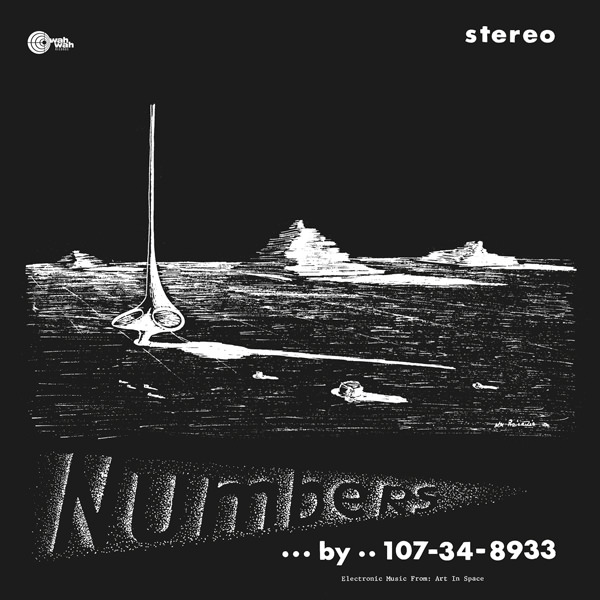 NUMBERS (LP)