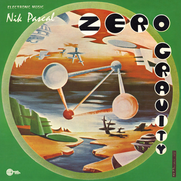ZERO GRAVITY (LP)