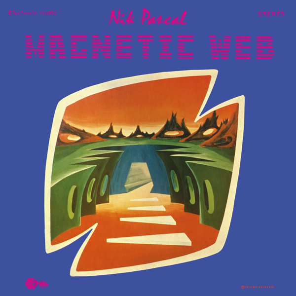MAGNETIC WEB (LP)