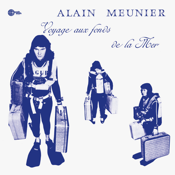 VOYAGE AUX FONDS DE LA MER (LP)