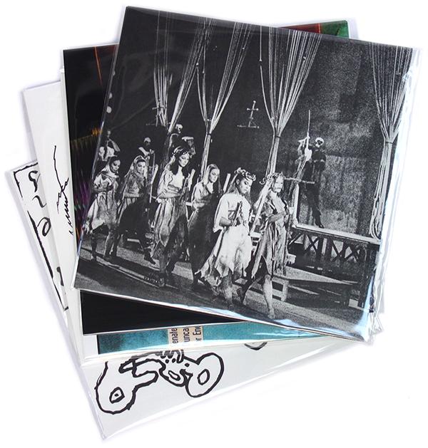 ÉTATS-UNIS BUNDLE II (5 LP)