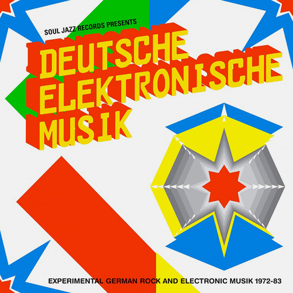 various artists - Deutsche Elektronische Vol. 2 (2Lp)